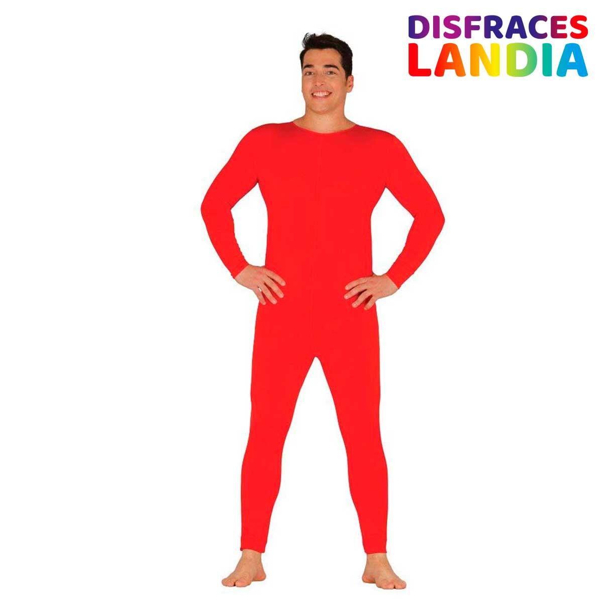 maillot rojo para hombre adulto