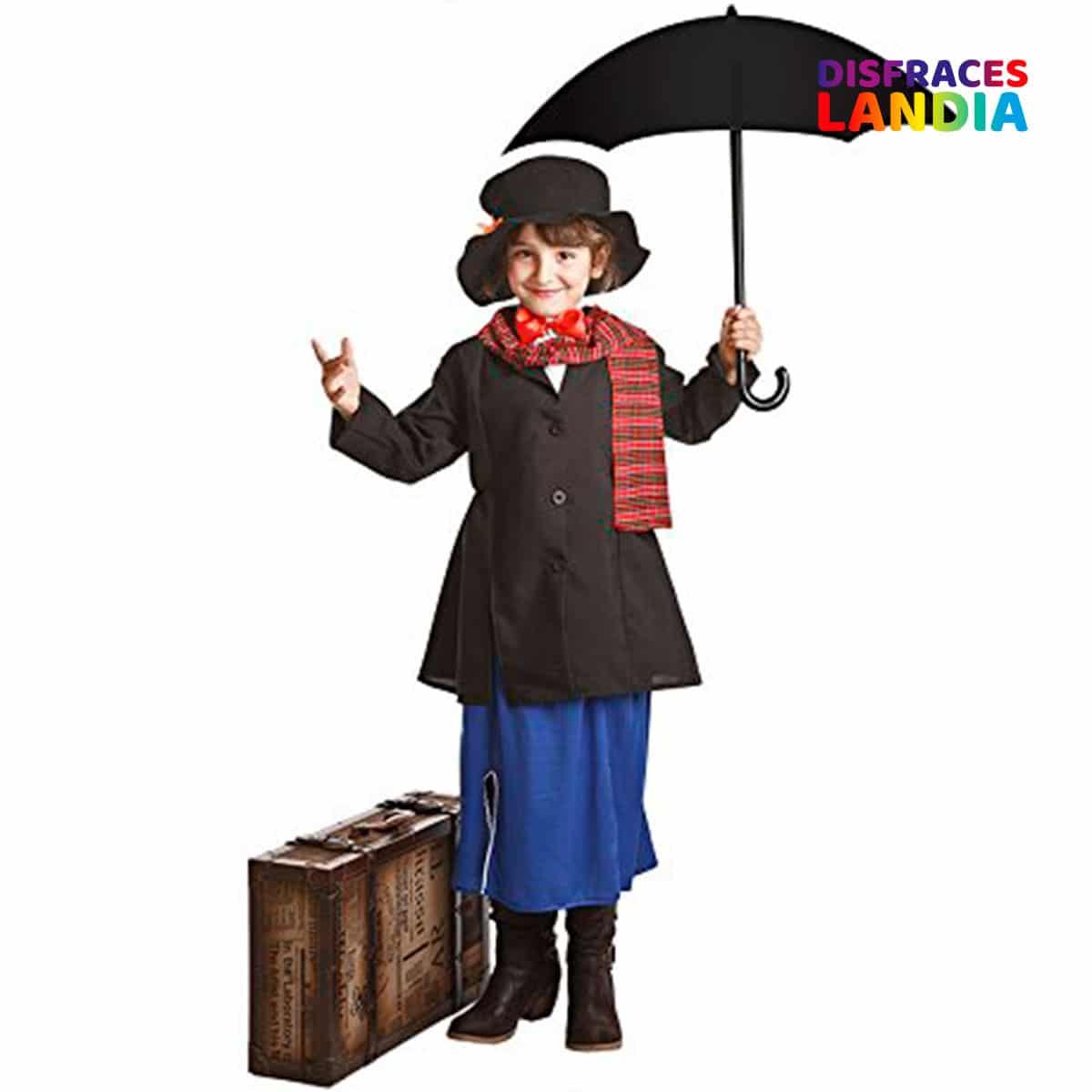 Gust Položaj Osigurajte Osiguranje Disfraz De Mary Poppins Disney Tedxdharavi Com