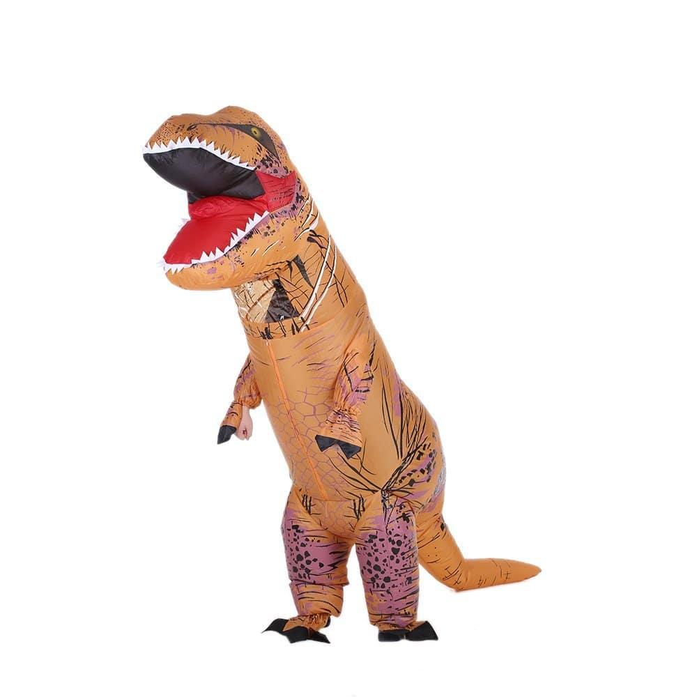 Disfraz de Dinosaurio Hinchable Inflable - Disfraceslandia 86f5b3713a7