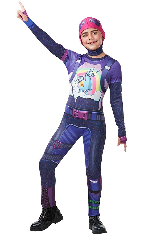 Fortnite - Disfraz Brite Bomber para niño - Rubies