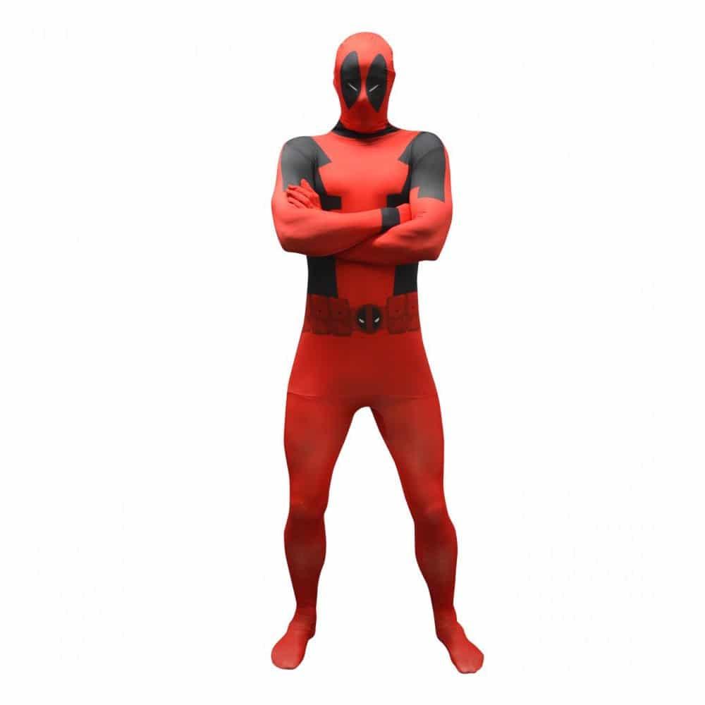 Disfraz Deadpool - Morphsuits