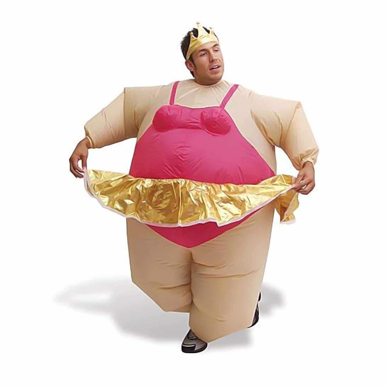 Disfraz Hinchable de Bailarina