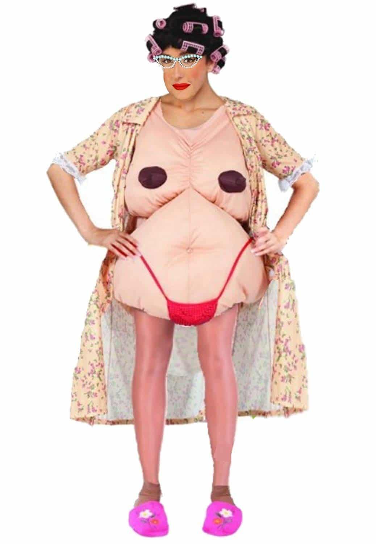 Disfraz de Maruja - Mujer Despedidas Soltero Carnaval