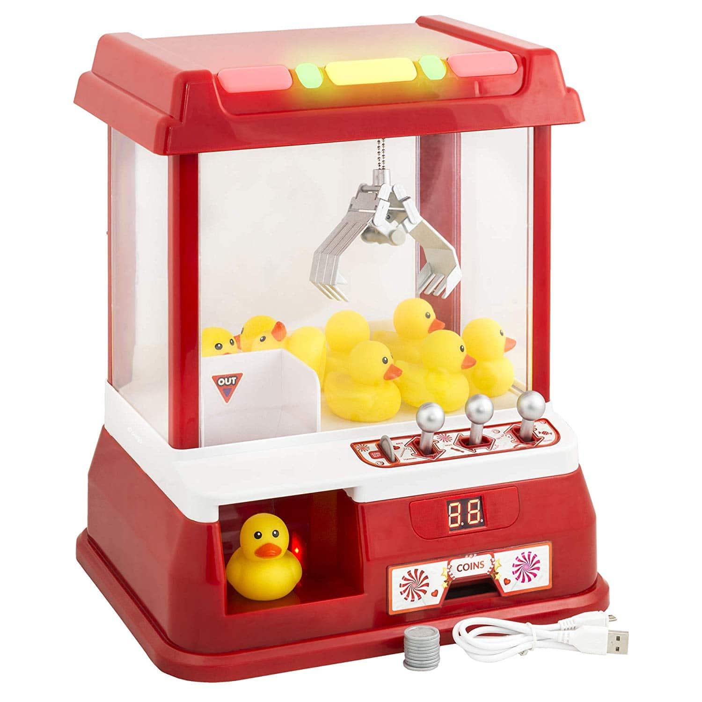 Maquina de caramelos Juego de Dulces | USB | Pilas
