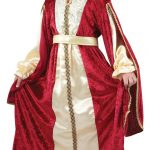 Disfraz de Princesa Medieval para niña Regal Princess