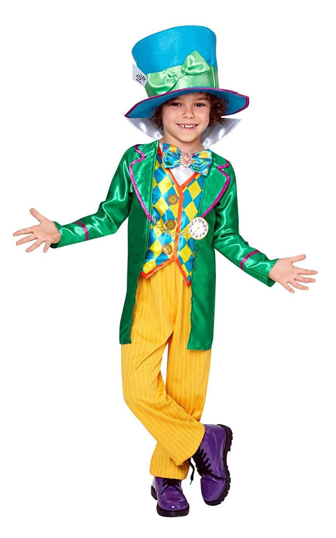 Disfraz Mad Hatter Disney Alicia en el país de las maravillas Rubies 's 620781s oficial
