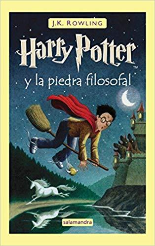 Harry Potter y la Piedra Filosofal: 1 Tapa dura