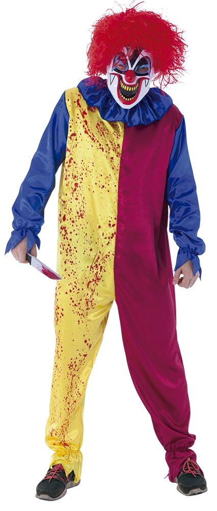 Disfraz de payaso psycho para adultos - Rubies Haunted House