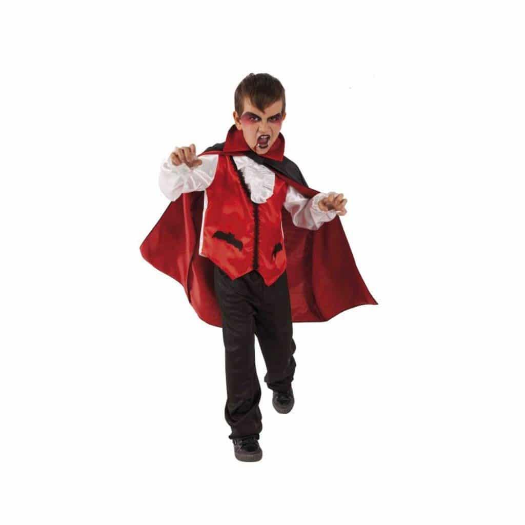 Disfraz Infantil - El Conde Drácula Rubies