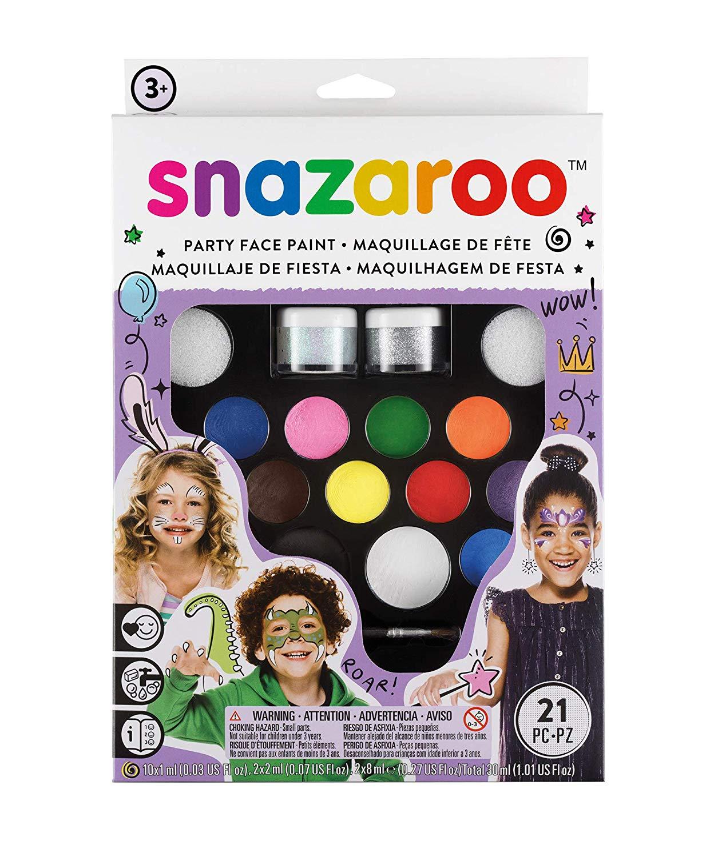 Snazaroo - Set de Pintura facial