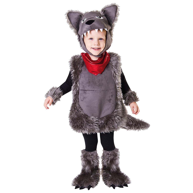 Disfraz de Pequeño Lobo - 3-4 años