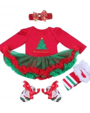 Disfraz Mi Primera Navidad - Bebés Comprar disfraces online