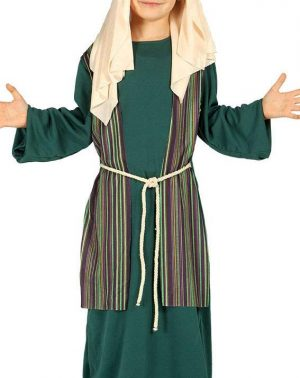 Disfraz Pastor San Jose Navidad - Portal de Belén - Infantil Niños