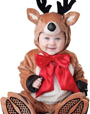 Disfraz de Reno Bebés Infantil - Varias Tallas
