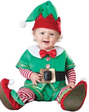disfraz de elfo para bebes