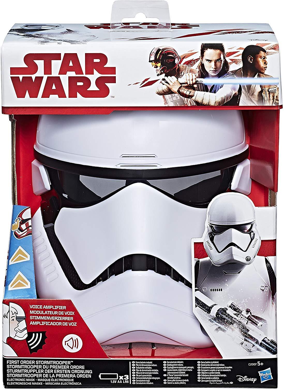 Star Wars Máscara Electrónica Stormtrooper