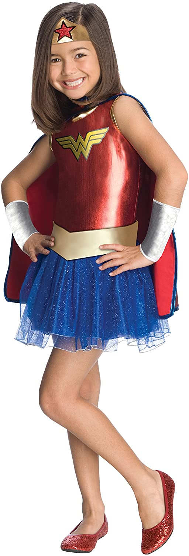 Rubies Wonder Woman Disfraz Infantil