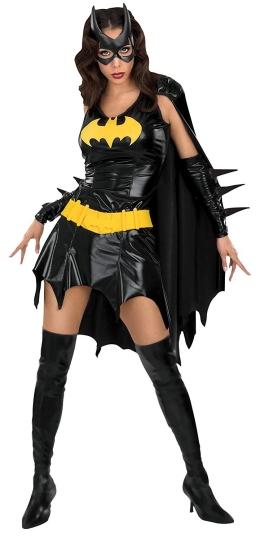 Disfraz de Batgirl para mujer, Batman