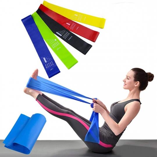 bandas-elasticas-resistencia-ejercicio-set-de-6-fitness-pilates-yoga-rehab-movilidad-fuerza