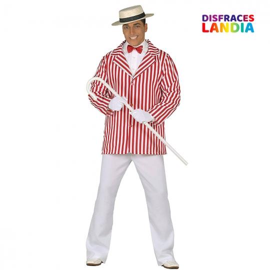 Disfraz de Bert Mary Poppins Adulto Hombre - Guirca