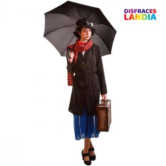 Disfraz de Mary Poppins mujer adulta