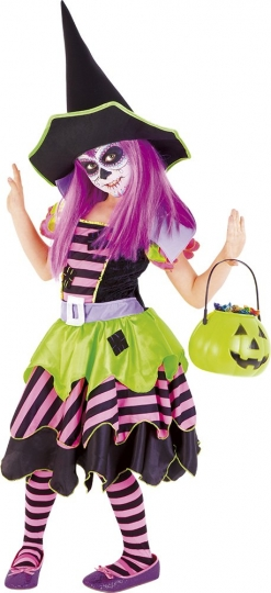 Disfraz Brujita del Bosque Rubies Halloween