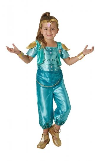 Disfraz de Shine para niña infantil Shimmer Shine