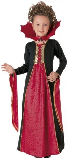 Disfraz de Vampiresa Gótica para niña Halloween - Rubies