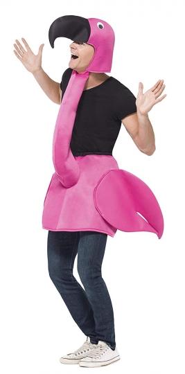 Disfraz flamenco rosa para adulto Talla única - Smiffys