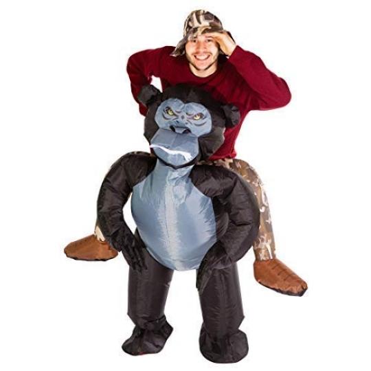 Disfraz Hinchable de Gorila Adulto