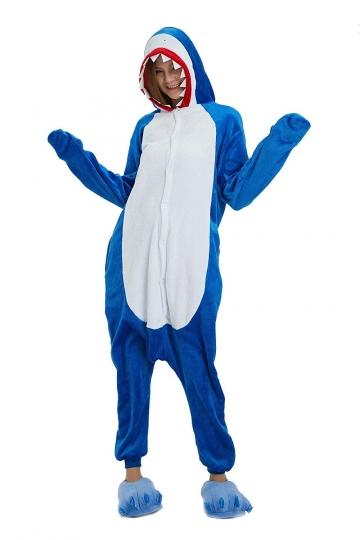 Disfraz Pijama Tiburón Adulto
