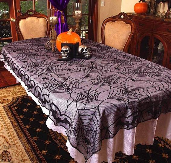 halloween-mantel-gotico-encaje-decoracion-de-fiesta
