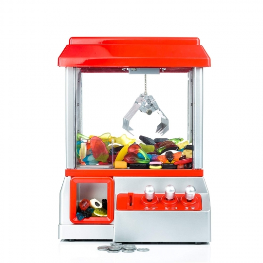 Maquina de Caramelos - Dulces - Garra - Caramelo Grabber
