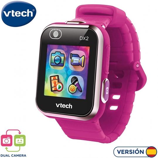 Smart Watch DX2 - Reloj inteligente para niños con doble cámara Vtech